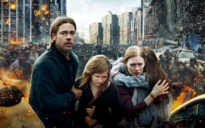 Potvrzeno! David Fincher zrežíruje pokračování úspěšného zombie akčňáku World War Z 2