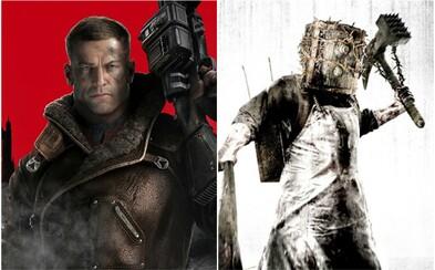 Potvrzeno! Ještě letos budeme střílet nacisty s kultovním hrdinou v novém dílu Wolfensteina a zažijeme chvíle mrazivé hrůzy v The Evil Within 2