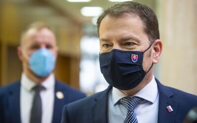 Potvrzeno: Slovenský premiér Igor Matovič podá demisi, ale chce být vicepremiérem pro boj s korupcí