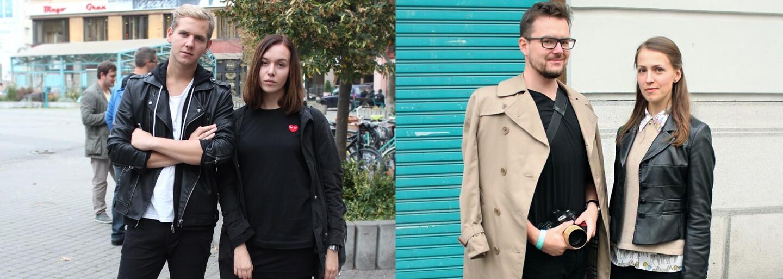 Pouličná móda Slovákov z Fashion Live! v Bratislave