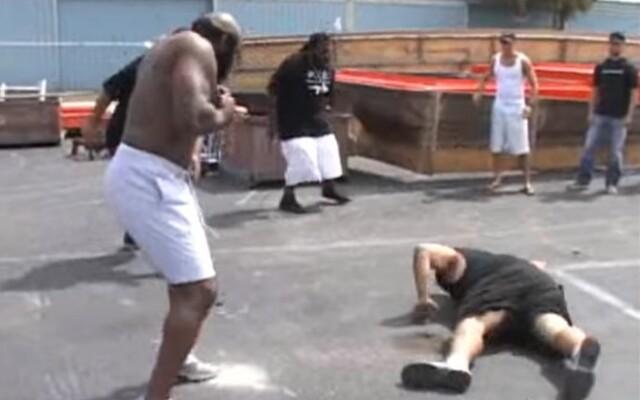 Pouliční bitkař Kimbo Slice ničil jednoho soupeře za druhým, dostal se do UFC a stal se světovou hvězdou MMA