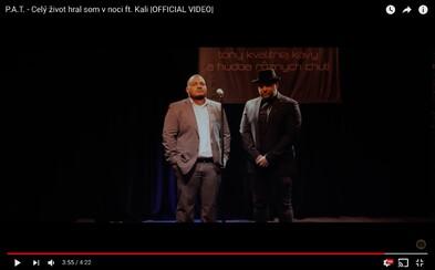 Pouličný autor tónov a Kali opisujú nočný život raperov a chcú, aby sa na nich nezabudlo