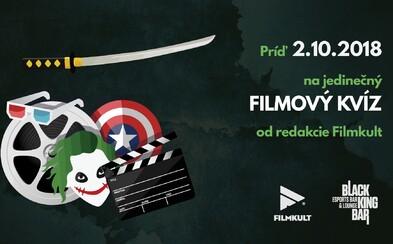 Považujete sa za filmových znalcov? Pozývame vás na ďalší jedinečný Filmkult kvíz!