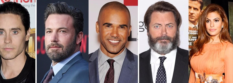 Povedal by si, že tieto rozdielne vyzerajúce osobnosti zdieľajú rovnaký vek? Vzhľad je niekedy diametrálne odlišný