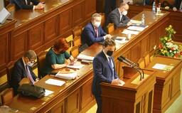 Povinné testování na covid-19 má platit také v Poslanecké sněmovně