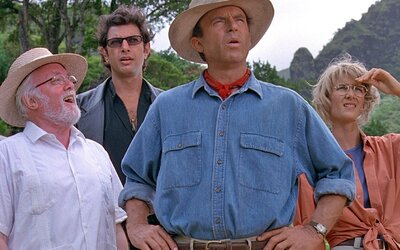 Pôvodné postavy z Jurského parku podľa Jeffa Goldbluma možno uvidíme v Jurassic World 3