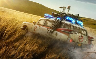 Původní Ghostbusters se vracejí ve sci-fi komedii s duchy. Nostalgický trailer potěší všechny fanoušky série