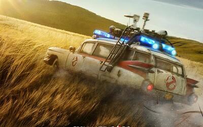 Pôvodní Ghostbusters sa vracajú v sci-fi komédií s duchmi. Nostalgický trailer poteší všetkých fanúšikov série