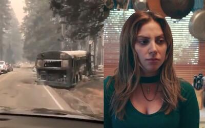 Požáry v Kalifornii přinutily evakuovat i Kim Kardashian nebo Willa Smithe. Místa tam vypadají jak po apokalypse