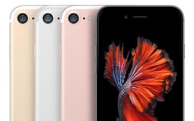 Pozeráme sa na iPhone 7? Čerstvé rendery odhaľujú konštrukciu s drobnými dizajnovými zmenami