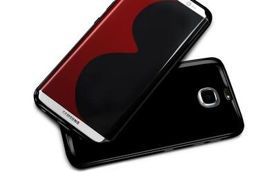 Pozeráme sa na nového kráľa smartfónov? Galaxy S8 odhaľuje tenučké rámiky okolo zaobleného displeja