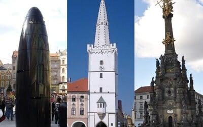Poznáš česká města podle jejich dominant?