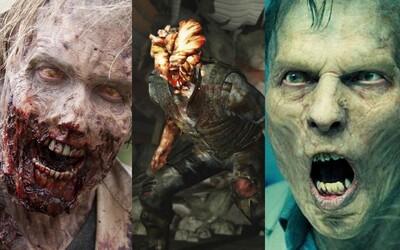 Poznáš film podle zombíka, který se v něm objevil? Otestuj své znalosti o filmových zombie apokalypsách (Kvíz)