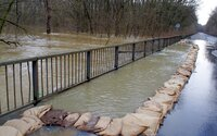 Pozor na povodně, hlásí ČHMÚ. V těchto krajích platí od zítřka vysoký stav nebezpečí