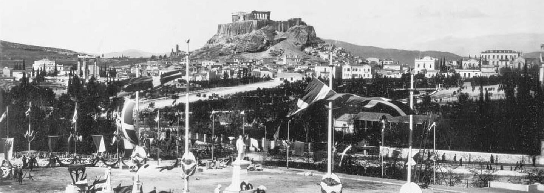 Podívej se, jak vypadaly první moderní olympijské hry v Athénách roce 1896
