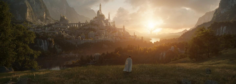 Prohlédni si první obrázek ze seriálového Pána prstenů. Víme, kdy bude premiéra