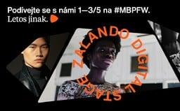 Podívej se do zákulisí letošní #MBPFW díky Zalando Digital Stage