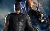 Pozrite sa na CGI súboj Batmana s Deathstrokeom od režiséra Deadpoola