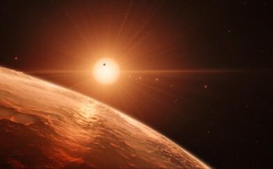 Pozrite sa zoči-voči miestu, kde pravdepodobne existuje mimozemský život na novoobjavených exoplanétach