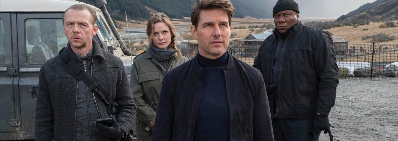 Pozrite si detailné zábery na Toma Cruisa, ako si počas natáčania Mission: Impossible - Fallout nešťastne zlomil členok