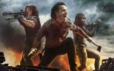 Pozrite si prvých 5 minút z 9. série The Walking Dead, ktorá štartuje už o pár dní. Podarí sa seriálu konečne zvýšiť kvalitu?