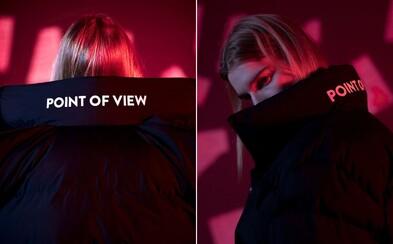 Zveme tě na představení exkluzivní kolekce Point of View, která vznikla spoluprací více kreativních hlav z Česka i Slovenska