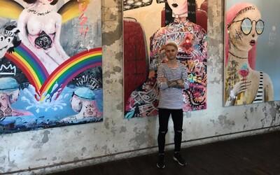 Pozývame ťa na vernisáž výstavy talentovaného Dávida Kurňavku, ktorá sa uskutoční v priestoroch bratislavskej predajne Footshop