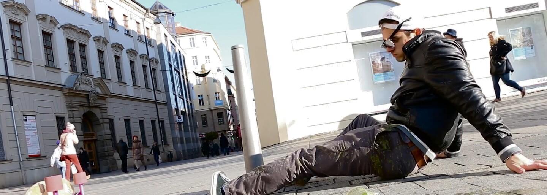 PPPeter ako Casey Neistat? Paródiu na YouTubera roka 2015 pokladá slovenský tvorca za svoje najlepšie dielo