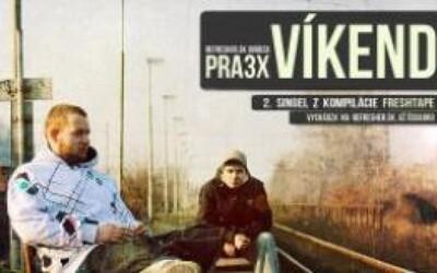 Pra3x ti posielajú druhý singel z našej kompilácie