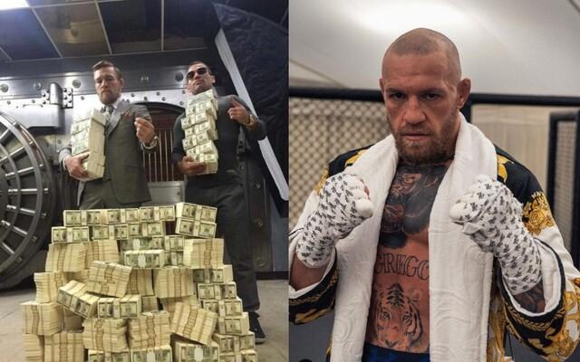Pracoval jako instalatér, dnes žije v luxusu a vydělává miliony. Conor McGregor se vypracoval ze dna až na vrchol UFC