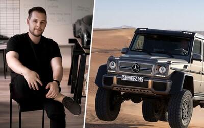 Pracoval pre najznámejšie svetové automobilky, teraz si plní sen vo vlastnom štúdiu. Do Bystríkovho portfólia patria autá, jachty aj drony (Rozhovor)