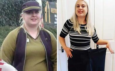 Pracovníčku McDonald's prezývali zákazníci McFatty kvôli jej obezite. Keď sa jej vysmiali aj v obchode s oblečením, obrátila svoj život naruby