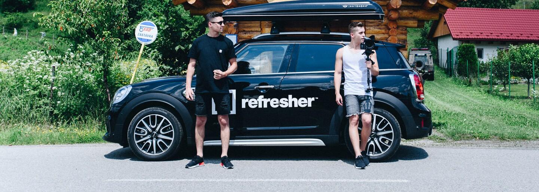 Pracuj v Refresheru: Hledáme kreativního obchodníka či obchodnici s digitálními znalostmi