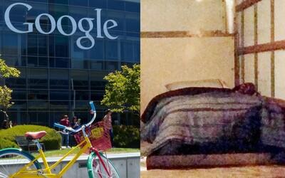 Pracuje pro Google, ale bydlí v dodávce. 23letý Brandon nechce platit drahé nájemné, když domů chodí jen spát