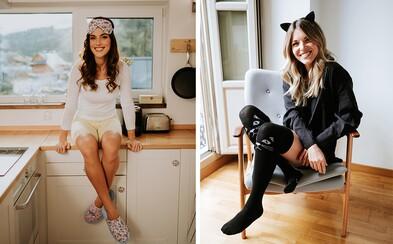 Pracuješ z domu? Ako sa cítiť pohodlne a spokojne aj v domácom oblečení?