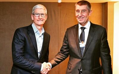 Praha dostane vlastný Apple Store