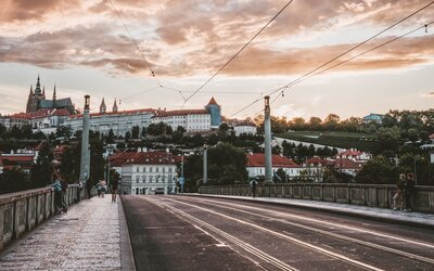 Praha je lepší místo pro život než Berlín, New York, Londýn nebo Tokio