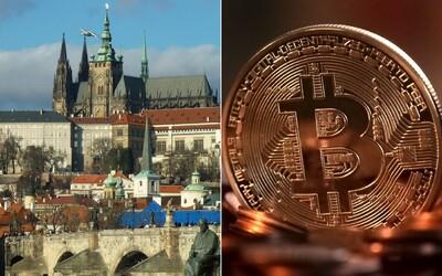 Praha má nejvíc podniků na světě, kde se přijímá bitcoin