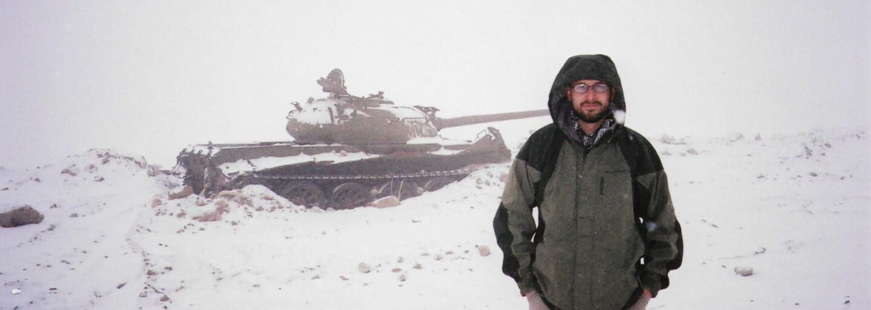 Praha má radního, který pašoval počítače na Kubu a pomáhal v Afghánistánu. Adrenalin mi nechybí, úředního mám dost, říká Knitl