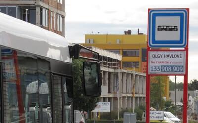 Praha má zastávku Olgy Havlové