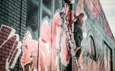Praha nabídne více místa pro legální graffiti. Městské čtvrti se snaží předejít ničení památek a budov