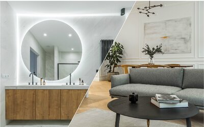 Praha odhaluje bydlení snů za 24 milionů korun. Apartmán se ukrývá v budově z počátku 20. století