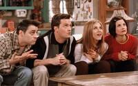 Přátelé se vrátí na televizní obrazovky v plné sestavě!