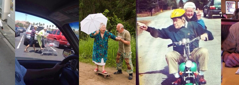 Pravá láska nehrdzavie. Aj staršie páry ti ukážu, že obdobie zamilovanosti môže trvať donekonečna