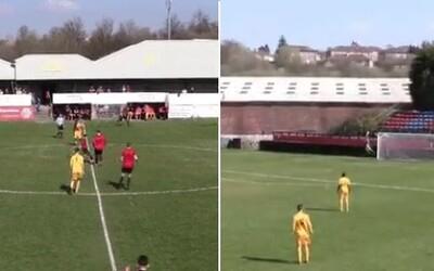 Pravděpodobně nejrychleji vstřelený gól v historii! V juniorském fotbale se udál zázrak, míč do branky vletěl po dvou sekundách