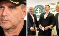 Právnym zástupcom rodiny Milana Lučanského bude Miroslav Radačovský, ktorý bol na kandidátke ĽSNS