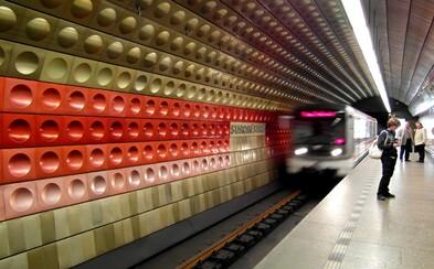 Pražany čeká pohodlnější cestování. Metro bude o víkendu jezdit v kratších intervalech