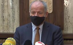 Praze docházejí lůžka pro nakažené koronavirem, řekl Prymula.
