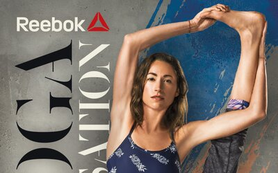 Pražská O2 arena se na jeden den promění v Mekku jógy, uskuteční se totiž další ročník Reebok Yoga Sensation