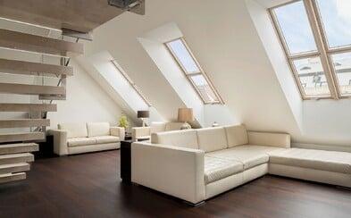 Pražská sofistikovanosť v podobe dvojpodlažného bývania s nezameniteľným výhľadom